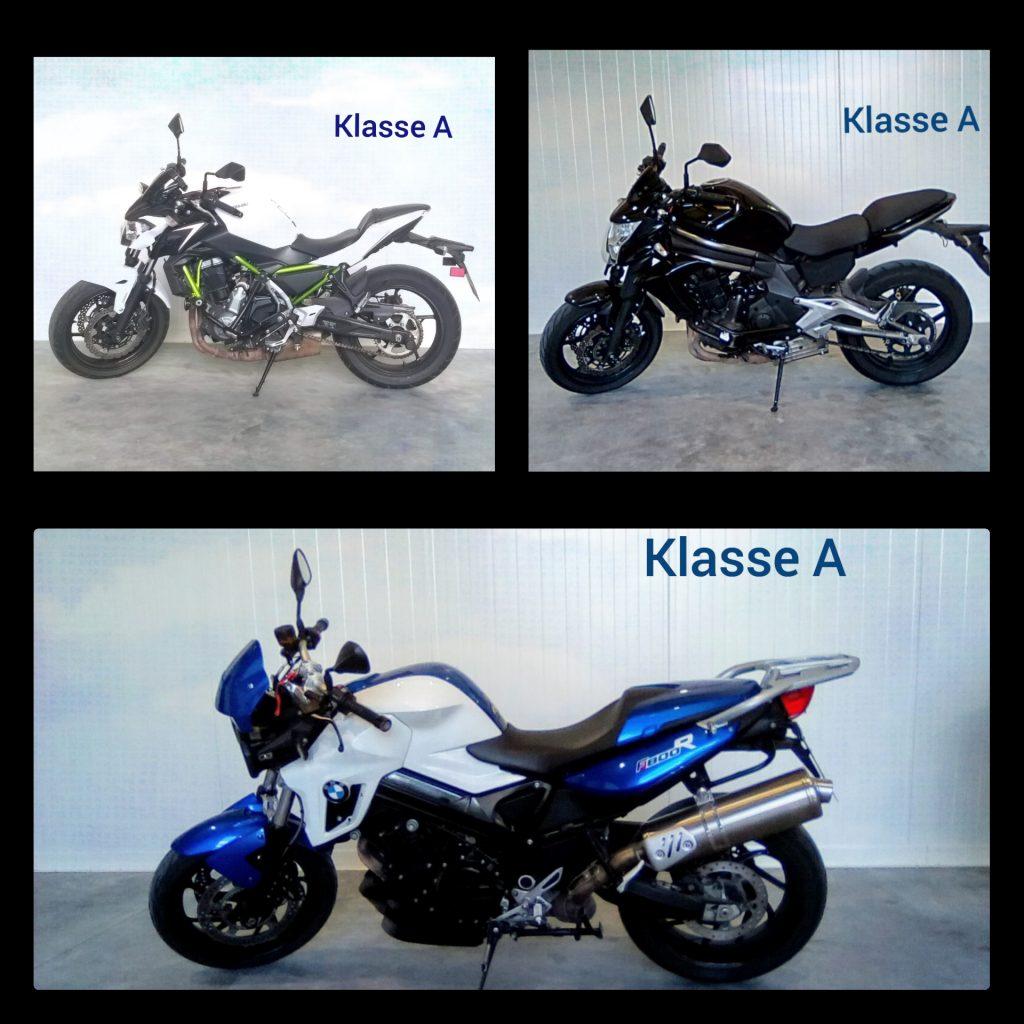 Klasse A Motorräder 1