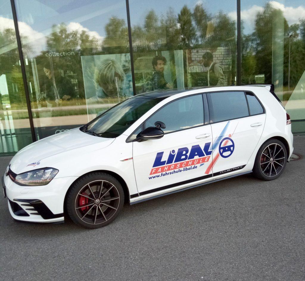 VW GTI 2020 - Libal - Fuhrpark