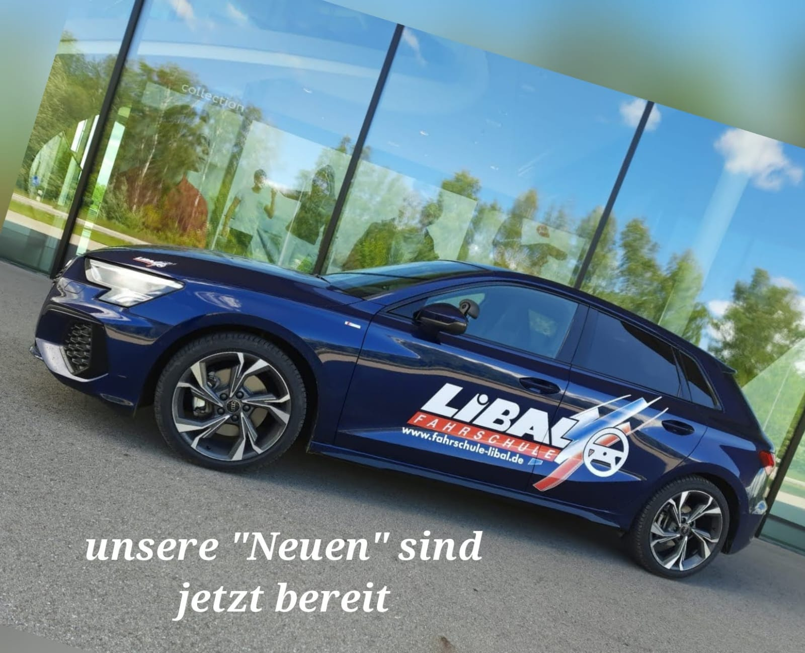Audi A3 - Einsatz (2021)